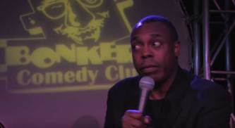 Michael Winslow at Bonkerz