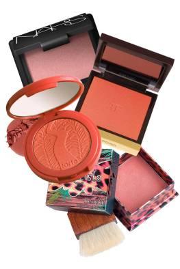 blush peach bonna