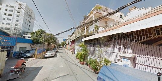 Flat for sale near Tuol Tom Poung Market