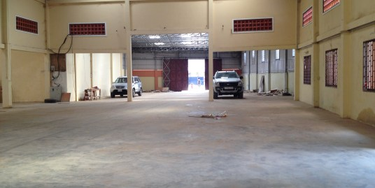 Warehouse For Sale – Russey Keo, Phnom Penh