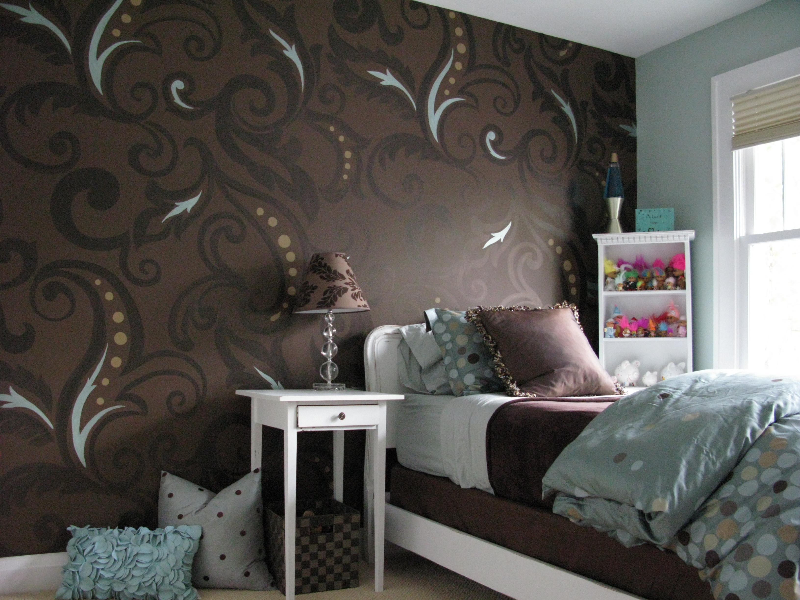 Bedroom Background Painting Kids Rooms That Delight For Years Art Decor And More