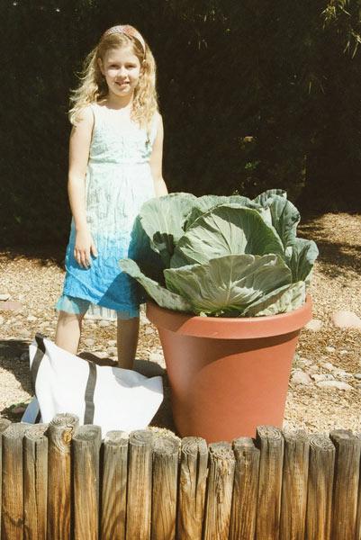 Planting Your Cabbage - Bonnie Cabbage Program