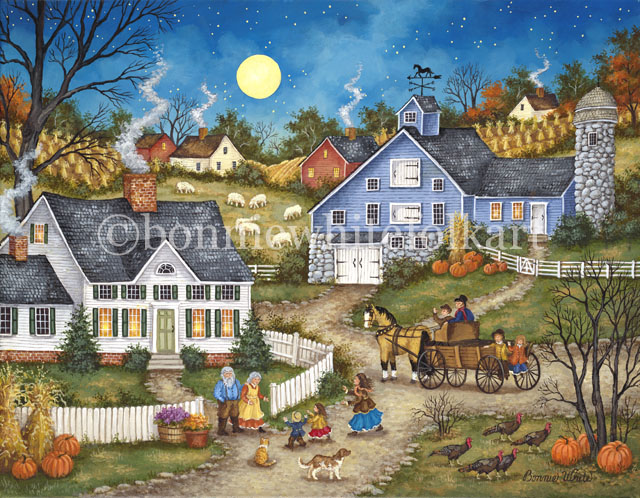 Wallpaper Fall Farmhouse Licensing Halloween And Fall