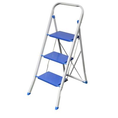 3 Tier Folding Step Ladder Bonningtons