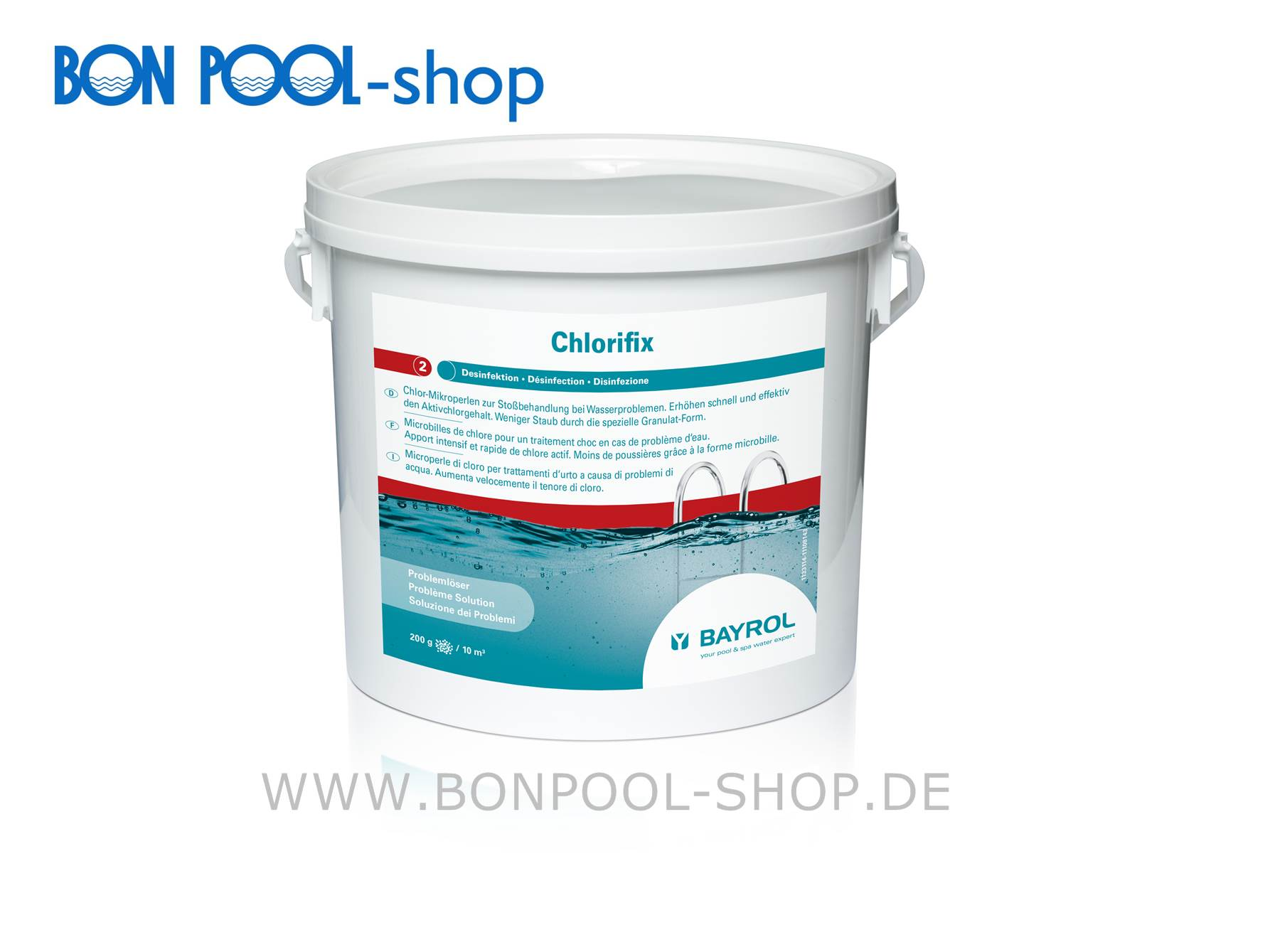Multitabs Pool 10 Kg Www Pool Chlor Shop De 3 Kg Poolsbest Chlor Multitabs 5