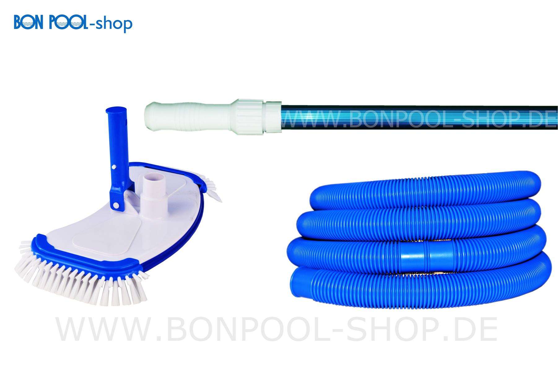 Pool Bodensauger Set Bon Pool Rundbecken Konfigurator