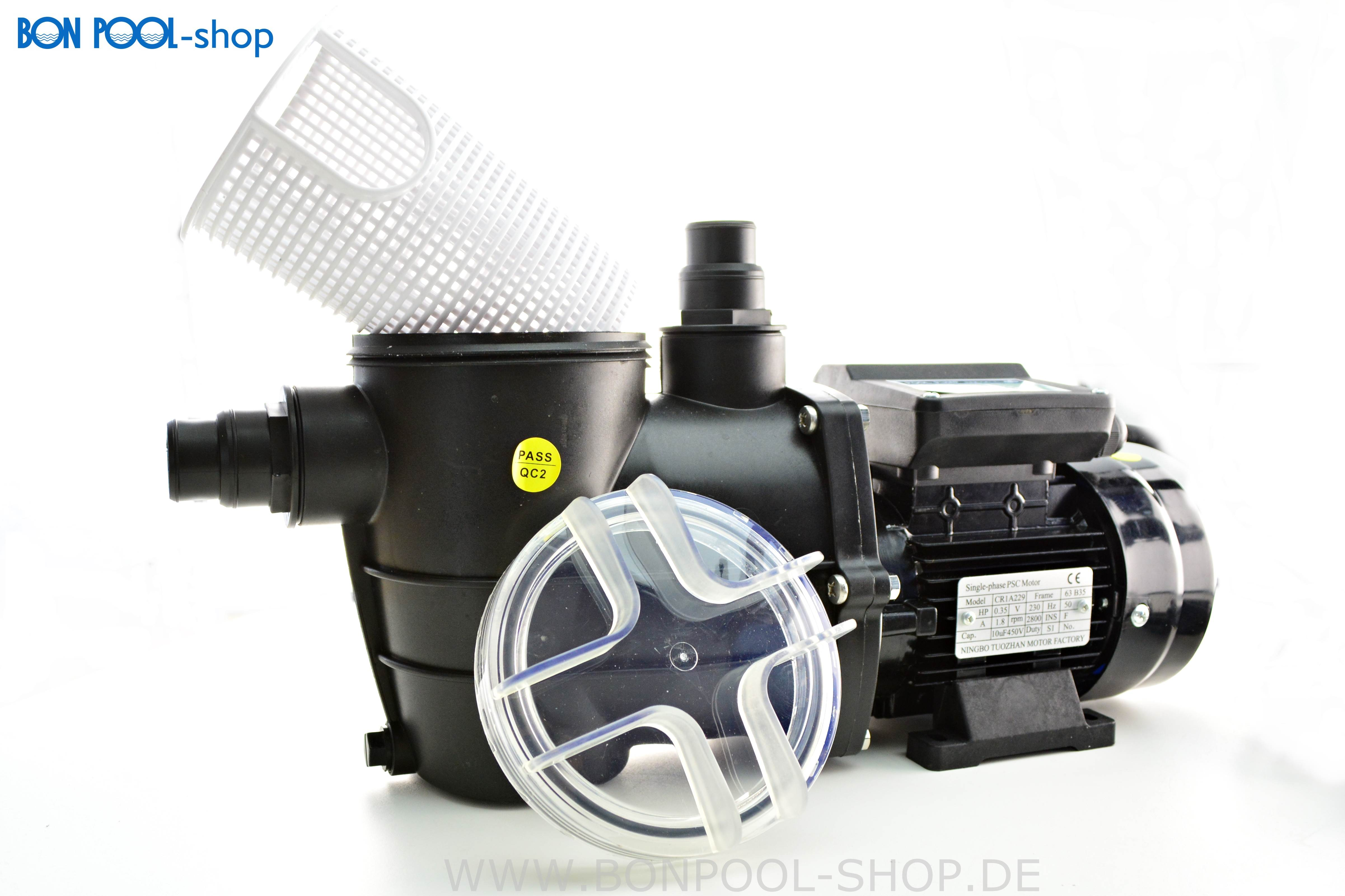 Sandfilteranlage Quick Up Pool Filteranlage Mini Mit Vorfilter Bon Pool