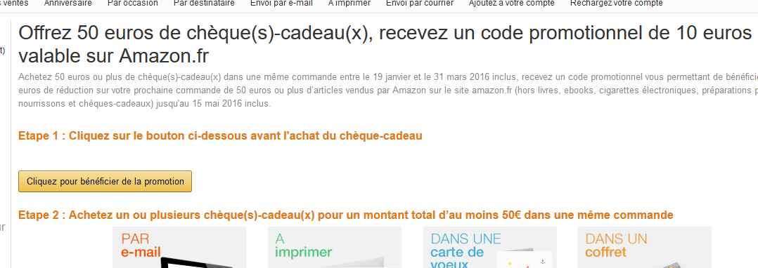 Code Promo Center Parc Code Reduction Amazon 10 Euros Reductive Alkylation
