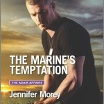 The Marine's Temptation by Jennifer Morey