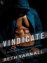 Guest Review: Vindicate by Beth Yarnell