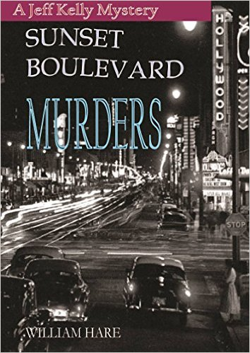 Book Cover: SUNSET BOULEVARD MURDERS by William Hare