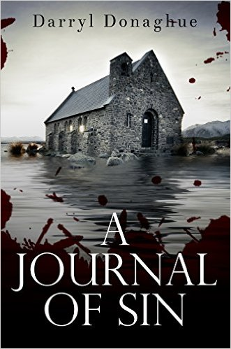 Book Cover: A JOURNAL OF SIN by Darryl Donaghue
