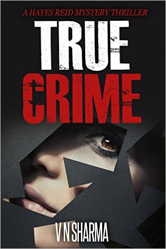 Book Cover: TRUE CRIME by V N Sharma