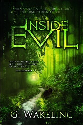 Book Cover: Inside Evil by G. Wakeling