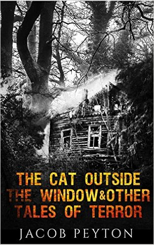 Book Cover: The Cat Outside the Window & Other Tales of Terror by Jacob Peyton