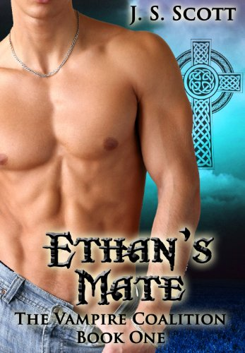 Book Cover: Ethan's Mate by J.S.SCOTT