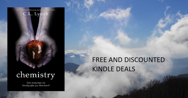 free and discounted kindle deals