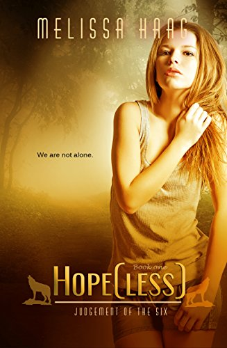 Book Cover: Hope(less) by Melissa Haag