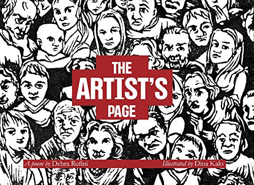 Book Cover: The Artist's Page by Debra C. Rufini