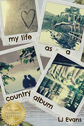 Book Cover: My life as a country album by LJ Evans