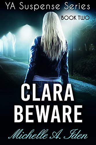 Book Cover: CLARA BEWARE by Michelle Iden