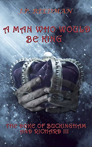 Book Cover: A Man Who Would Be King by J.P. Reedman