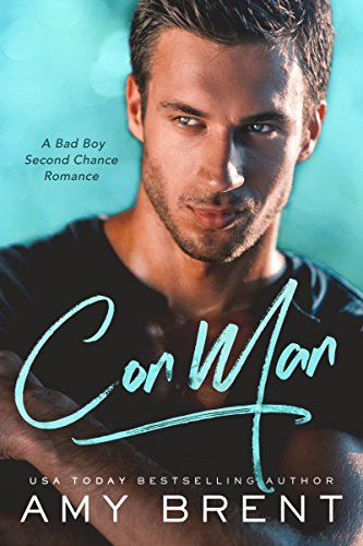 Book Cover: Con Man by Amy Brent