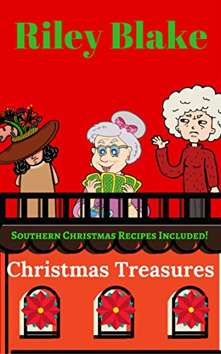 Book Cover: Christmas Treasures by Riley Blake