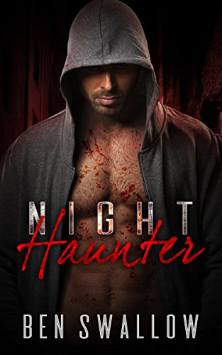 Book Cover: Nighthaunter: Vampire Hunter Paranormal Romance by Ben Swallow