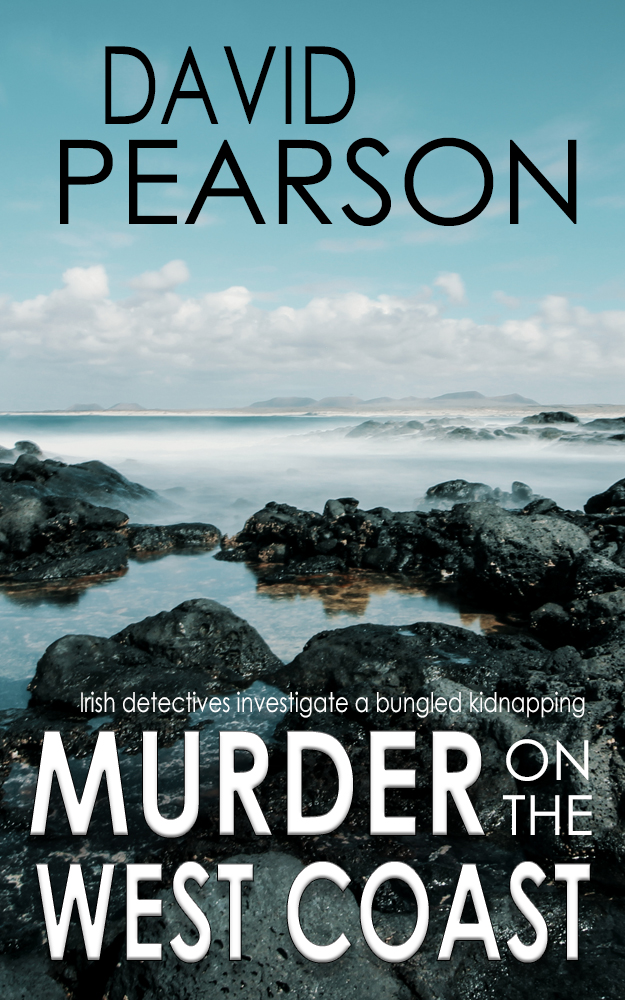 Murder On the West Coast by David Pearson