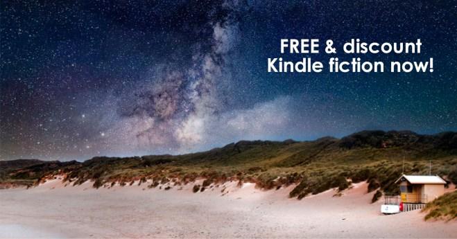 free Kindle fiction