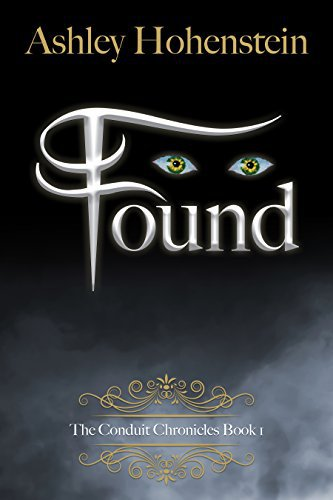 Book Cover: FOUND by Ashley Hohenstein
