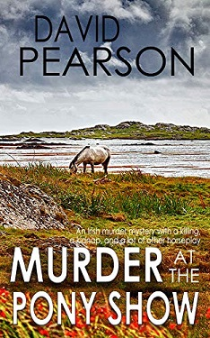 Murder at the Pony Show by David Pearson