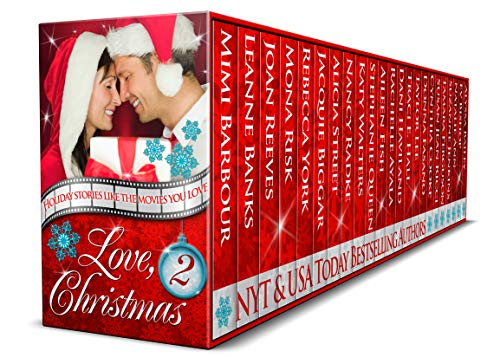 Book Cover: LOVE, CHRISTMAS - MOVIES YOU LOVE (The Holiday Series Book 2)