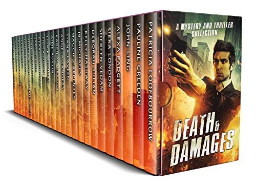 Death and Damages A Limited Edition Mystery and Thriller Boxed Set by Patricia Loofbourrow et al