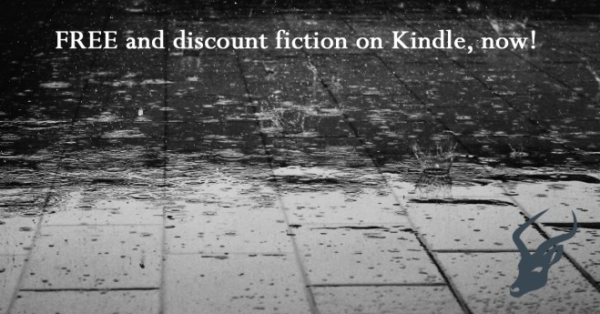 Free and discount fiction on Kindle