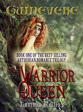 The Warrior Queen by Lavinia Collins
