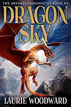 Dragon Sky by Laurie woodword