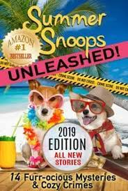 Summer Snoops Unleashed front cover