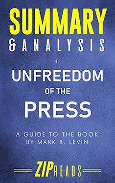 Unfreedom of the press zip reads
