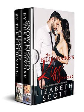 The billionaires kiss boxset