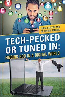 Tech-pecked or tuned in