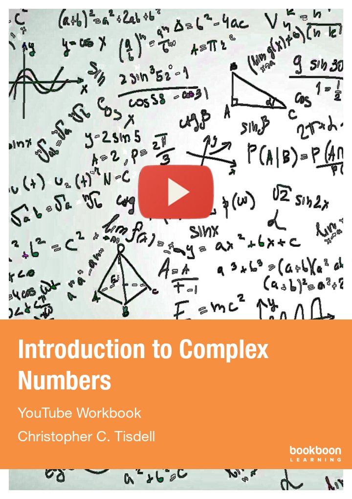 Introduction to Complex Numbers YouTube Workbook