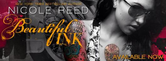 Beautiful Ink Banner - Available Now