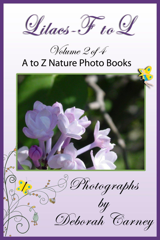 lilacs photo book
