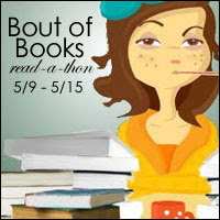 Read-a-thon Alert!! #BoutofBooks 16: May 9th-15th