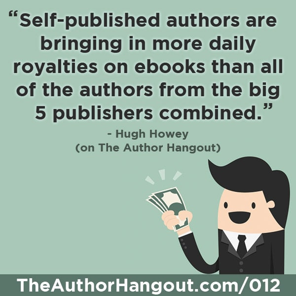 Ep 012 \u201cAuthor Earnings The Real Story\u201d Book Marketing Tools Blog - self published author