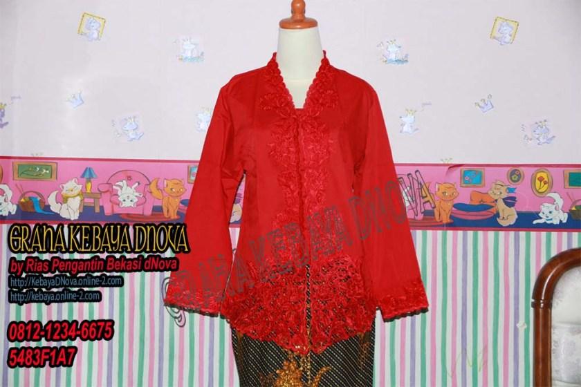 Produsen Kebaya Encim Betawi by Kebaya DNOVA 081212346675