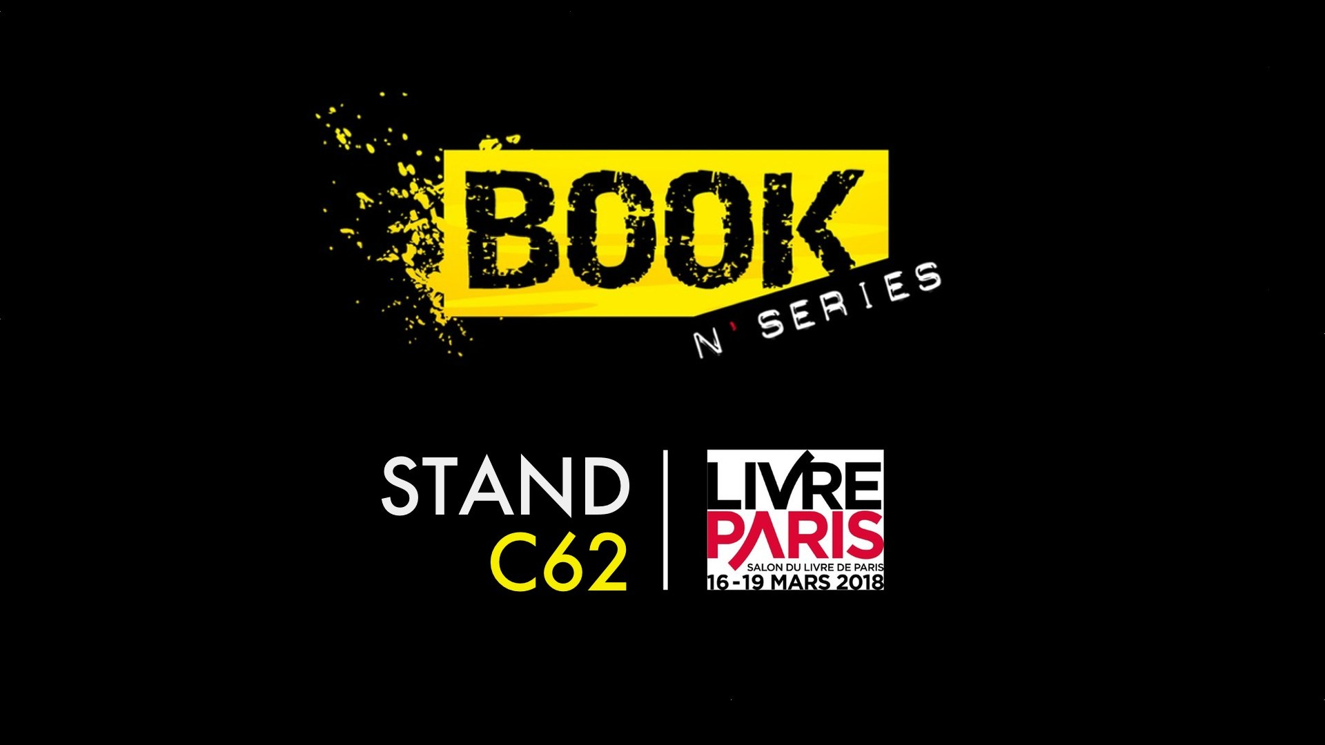 Salon Livre Paris Booknseries Au Salon Livre Paris 2018 Booknseries