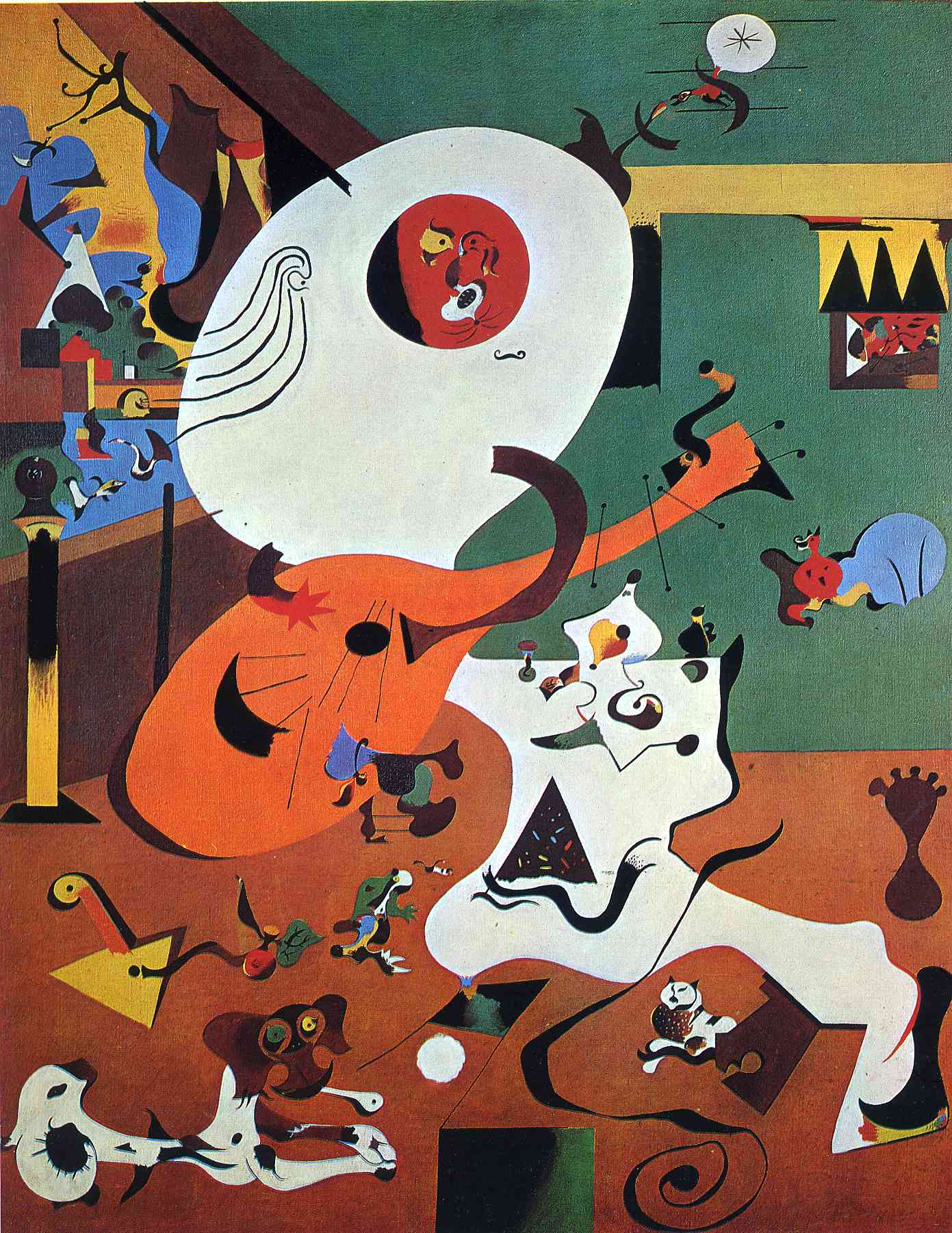 Joan Miro Joan Miró Book Of Days Tales